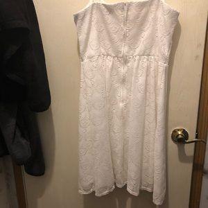 B. Smart Dresses - White Dress